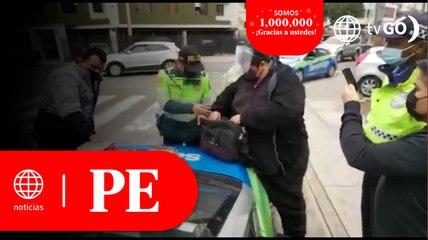 Detienen a presunto ladrón de librerías   Primera Edición