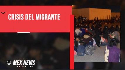 DETIENEN A 652 MIGRANTES CENTROAMERICANOS EN MÉXICO