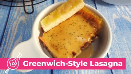 Greenwich-Style Lasagna You Can Do At Home | Yummy PH