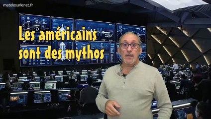 Les américains sont des mythos_