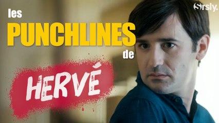DIX POUR CENT : Les Punchlines d'Hervé