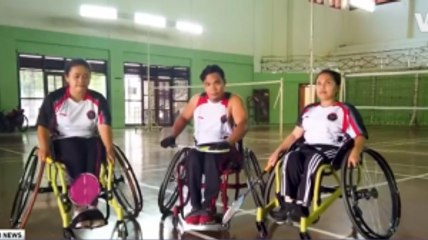 Raising Para-Badminton's Profile
