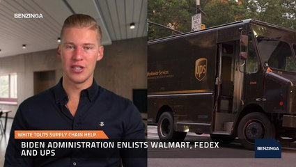Biden Administration Enlists Walmart, FedEx and UPS
