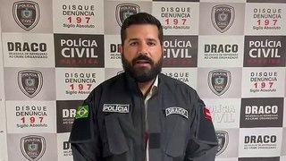 Quatro suspeitos são mortos em confronto com a polícia em Coremas e drogas e armas apreendidas