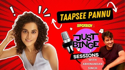 Things That Taapsee Pannu Does Like Rashmi Rocket In Real Life