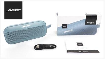 Bose SoundLink® Flex Bluetooth Speaker – Unboxing + Setup (1080p_24fps_H264-128kbit_AAC)