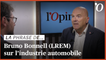 Bruno Bonnell (LREM): «Dans l'industrie automobile, le critère prix écrase tout le faisceau d'inventions»
