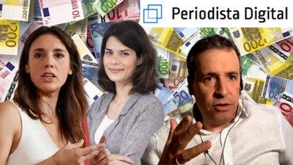 Benjamín López: Irene Montero enchufa a sus amigos imputados y cobran un pastizal de nosotros