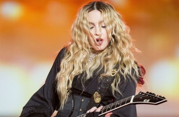 Madonna é uma coruja noturna