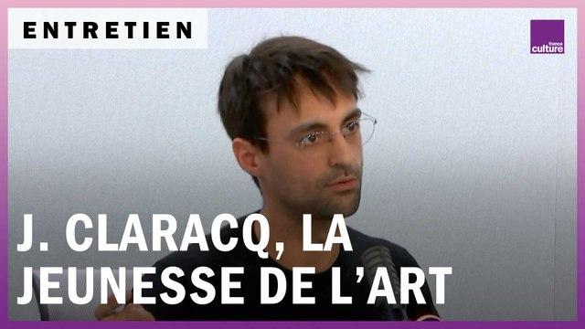 Jean Claracq, la jeunesse de l'Art