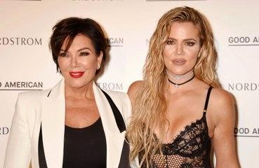 Kris Jenner se deshace en elogios hacia su hija Khloé: 'Es la cheerleader de la familia'
