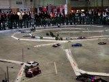 drift paris tuning show 2008 (modèle réduit)