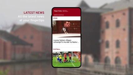 JPMedia_Wigan Today_AppVideo