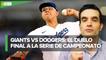 ¡El Culichi! Julio Urías abrirá por Dodgers el definitivo Juego 5 vs. Giants