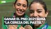 Gabriela Agúndez y Alejandra Orozco están nominadas al Premio Nacional de Deporte 2021