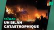 À Taïwan, 46 morts dans l'un des pires incendies d'immeubles depuis 20 ans