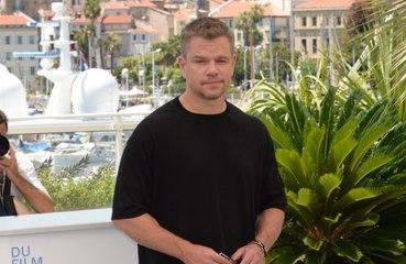 Matt Damon se sabe todas las letras del último disco de Harry Styles