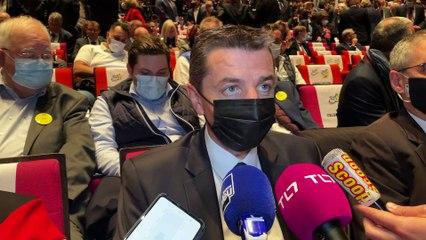 Saint-Etienne recevra pour la 3è fois le Tour de France en 2022 - Reportage TL7 - TL7, Télévision loire 7
