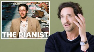 Adrien Brody Breaks Down His Most Iconic Characters