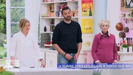 Le meilleur pâtissier 2021 : Cyril Lignac sous le choc, une candidate jette tout à la poubelle