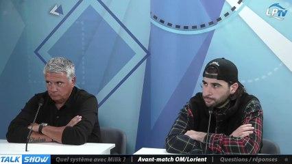 Talk Show du 14/10, partie 3 : Avant-match OM - Lorient