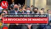 Va por México' impugna ante Corte la Ley de Revocación de Mandato