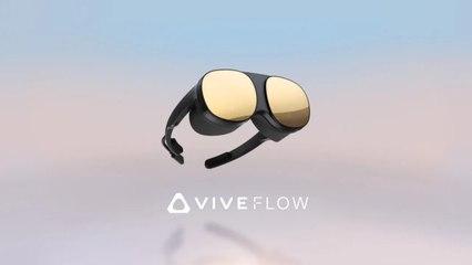 VIVE Flow - One-of-a-kind immersive VR glasses | VIVE