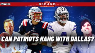 Same old Cowboys? Can Patriots hang with them? | Greg Bedard Patriots Podcast
