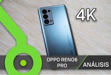OPPO Reno6 Pro - Prueba de vídeo (4K, noche)
