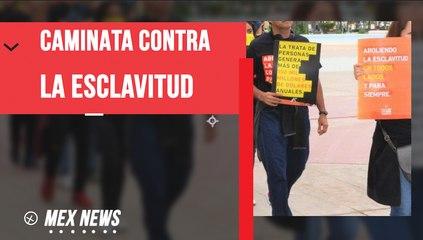 A21 REALIZARÁ CAMINATA CONTRA LA TRATA DE PERSONAS