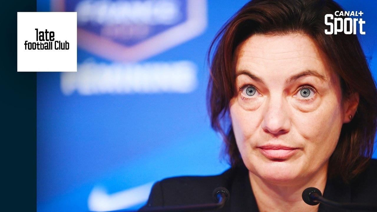 <b>Équipe de France</b> : la surprise de Corinne Diacre - Vidéo Dailymotion