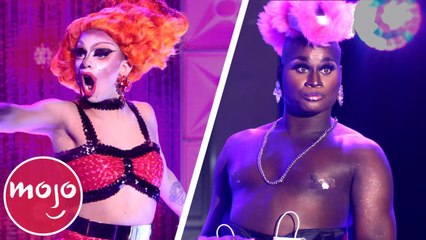 Top 10 Fiercest Lip Syncs in the WORST Looks