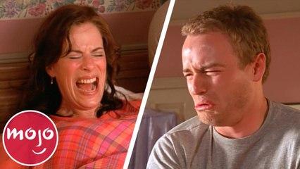 Top 20 Funniest Going Into Labor TV Scenes