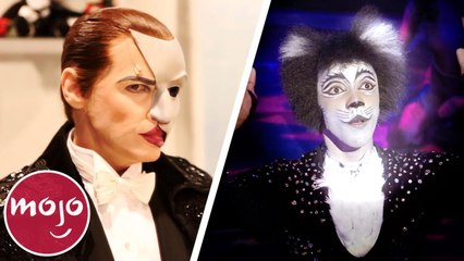 Top 10 Iconic Musical Theatre Costumes