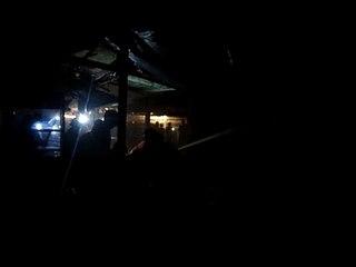 Kebakaran di Kubu Raya Hanguskan 2 Ruko di Pasar Melati