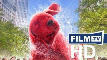 Clifford - Der große Rote Hund Trailer Englisch English (2021)