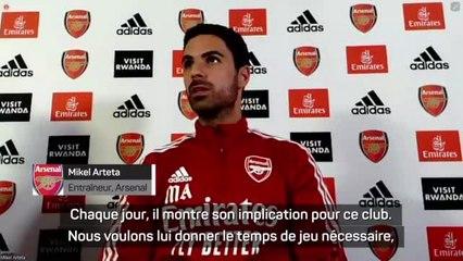 Arsenal - Arteta répond aux rumeurs sur Lacazette