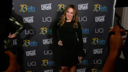 Jill-Michele Melean attends the 23rd Women's Image Awards red carpet in Los Angeles