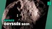 La NASA lance sa mission Lucy pour remonter aux origines des planètes