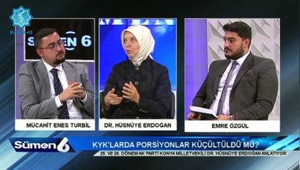 AK Partili Erdoğan'dan KYK yemekleri sorusuna peygamberli yanıt