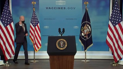 Updates Covid-19 response and vaccination program — 10_14_21