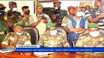 Purge au sein des forces armées :  les nouveaux dirigeants de la grande muette prennent fonction