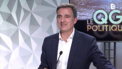 LE QG POLITIQUE - 15/10/21 - Avec Eric Piolle - LE QG POLITIQUE - TéléGrenoble
