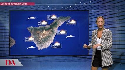 La previsión del tiempo en Canarias para este lunes, 18 de octubre de 2021