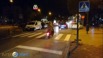 Aterrizan los pasos de peatones inteligentes en Ibiza