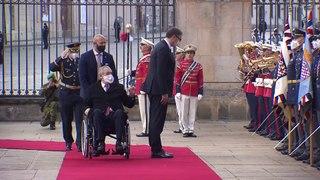 Presidente checo impedido de exercer funções por problemas de saúde
