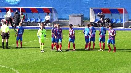 La Rage Caennaise x U19 Nationaux (J9) : Le résumé du match SMCaen 2-2 Lille