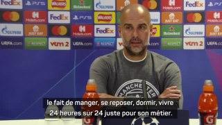 """Groupe A - Guardiola sur Grealish : """"Je dois trouver sa meilleure position"""""""