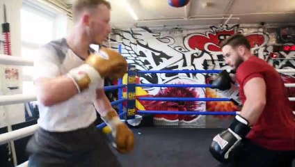 'Josh Holmes is ready for title fights now' says promotor Kevin Maree
