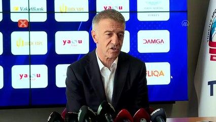 """Ahmet Ağaoğlu: """"Fenerbahçe'yi yeneriz"""""""